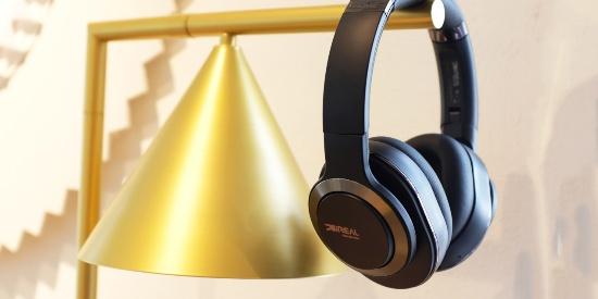 一秒穿越Hip-Hop世界,iReal数字降噪无线头戴式耳机